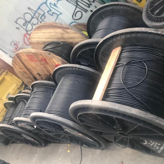 kabel power NYY 3 x 4 mm merk : SUTRADO/EXTRANA/ETERNA