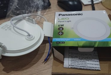 Panasonic NNP71266 Downlight LED Panel 6w 6500K