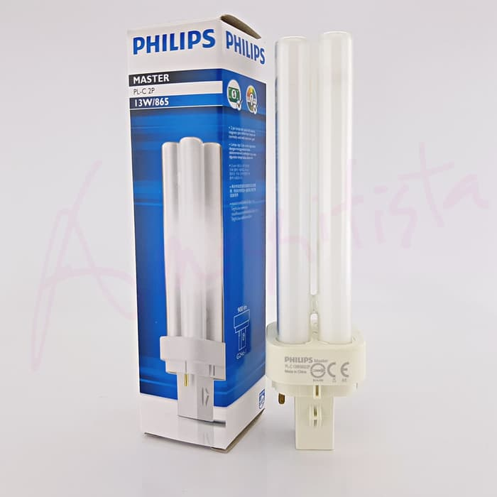 Philips Lampu Tusuk 2 Pin PLC 13 watt