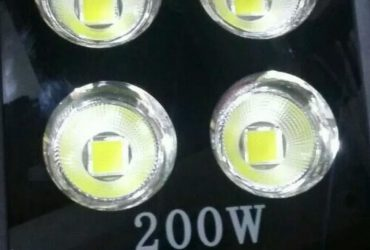 Lampu LED Sorot 200w eurution